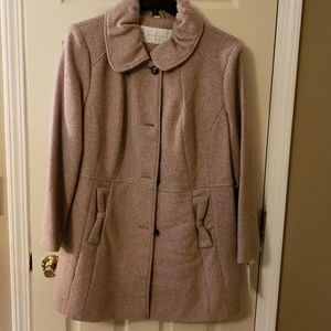 Jessica Simpson coat, jacket, pink,  NWT